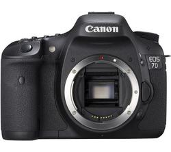 Canon EOS 7D MARK II HUS Inkl.W-E1 WIFI adapter