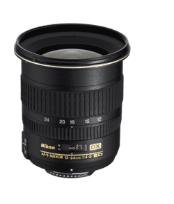Nikon AF-S NIKKOR DX 12-24mm f/4G IF-ED