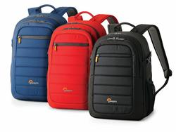 LOWEPRO TAHOE BP 150 RØD