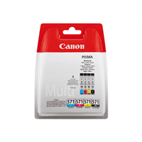 Canon CLI 571 Cyan/Magenta/Yellow/Black