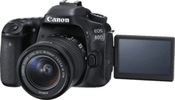 CANON EOS 80D M/ 18-55MM IS STM