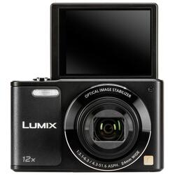 PANASONIC LUMIX SZ10 SORT