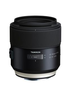 TAMRON SP 85MM F/1.8 DI VC USD SONY A