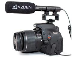 AZDEN DSLR VIDEO MICROPHONE SMX-10 STEREO