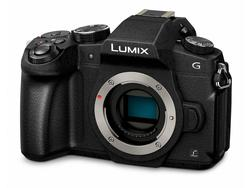 PANASONIC LUMIX DMC-G80 HUS SORT