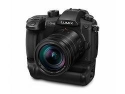 PANASONIC LUMIX GH5 HUS INKL. RØDE VIDEO MIC