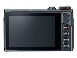 Canon PowerShot G9 X Mark II Sort
