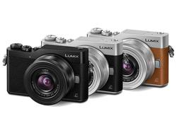 PANASONIC LUMIX GX800 12-32MM SORT