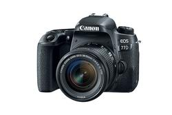 Canon EOS 77D m/18-55MM IS STM