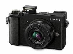 PANASONIC LUMIX DC-GX9 M/12-32MM SORT