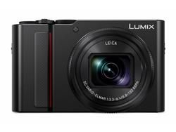 PANASONIC LUMIX TZ200 SORT