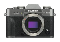 FUJIFILM X-T30 KIT XC15-45MM OIS PZ CHARCOAL