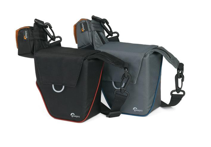 LOWEPRO COMPACT COURIER 70 GRÅ