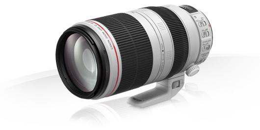 Canon EF 100-400 mm f/4,5-5,6 L IS USM II * CASHBACK 2.200,-