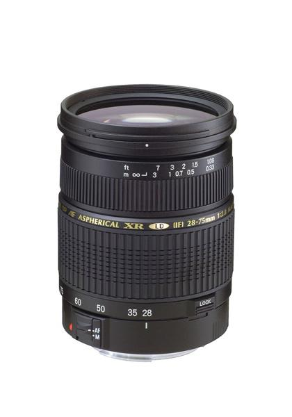 TAMRON 28-75MM F/2.8 AF XR LD IF SONY A