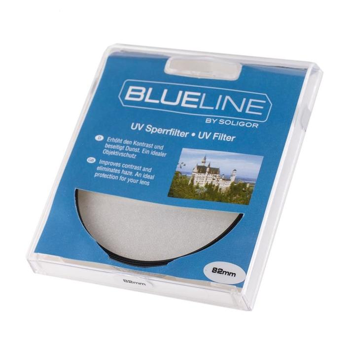 Soligor 82mm UV-Filter BlueLine