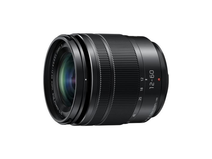 PANASONIC LUMIX G VARIO 12-60mm f/3.5-5.6 ASPH. POWER O.I.S  WB