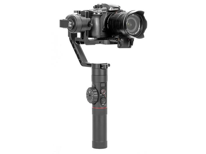 ZHIYUN CRANE 2 MOUNTING PLATE FOR GH5