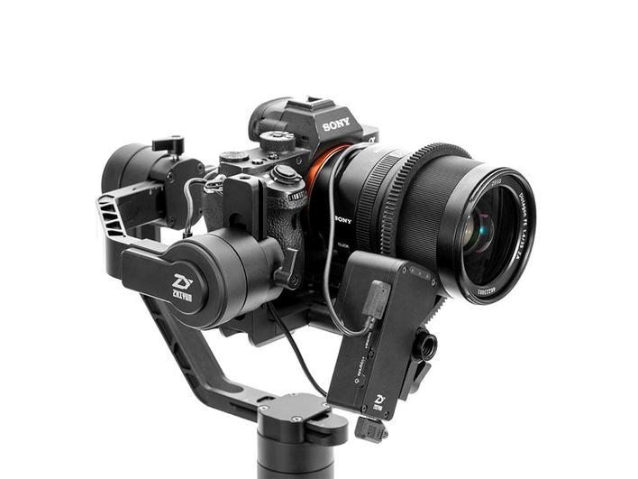 ZHIYUN MECHANICAL FOLLOW FOCUS CRANE 2