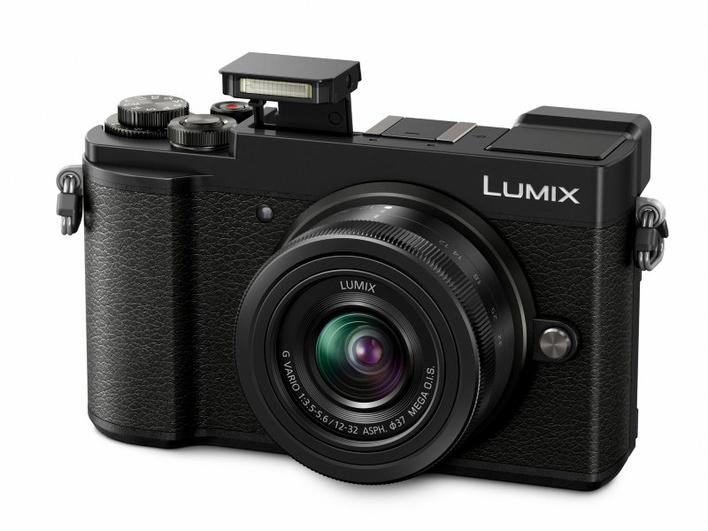 PANASONIC LUMIX DC-GX9 M/12-60MM SORT
