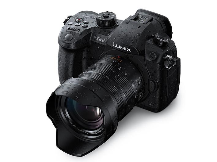 PANASONIC LUMIX GH5 m/12-60mm, F3.5-5.6