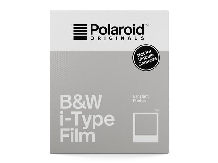 POLAROID ORIGINALS I-Type B&W film