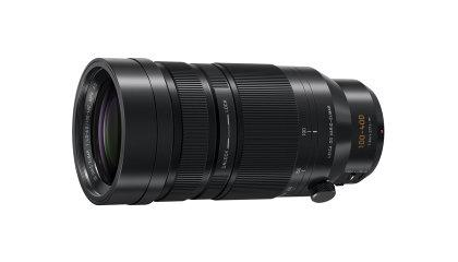 PANASONIC Leica DG Vario-elmar 100-400MM F/4.0-6.3 Power OIS