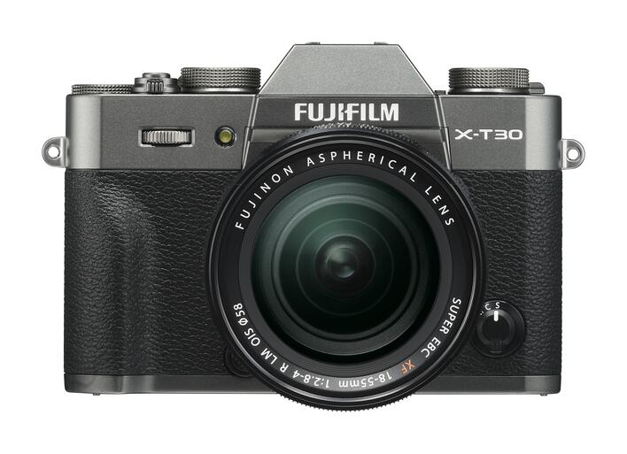 Fujifilm X-T30 KIT XF18-55MM F/2.8-4 R CHARCOAL