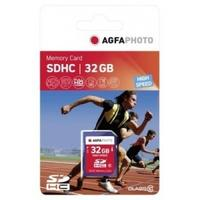 AGFA SD-KORT 32GB (HIGH SPEED CLASS10)