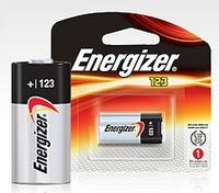 ENERGIZER 123A LITHIUM