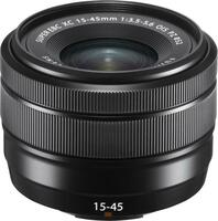 Fujifilm XC 15-45mm F3.5-5.6 OIS PZ Sort